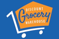 Discount Grocery Warehouse Logo